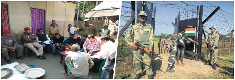 Policy for Those Found Non-Citizens After NRC Update in Assam Still Undecided